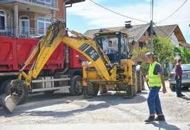 Radovi u toku: U Kuljanima asfalt dobija više ulica