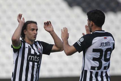 Partizan lako došao do pobjede