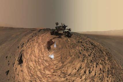 Stigao na CRVENU PLANETU: Rover Džurong se spustio na površinu Marsa