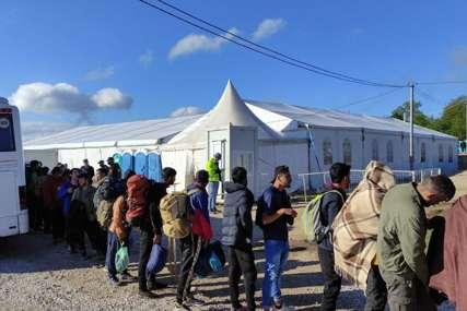 PRONAĐENI NA ČETIRI LOKACIJE U kamp Lipa izmješteno 255 migranata