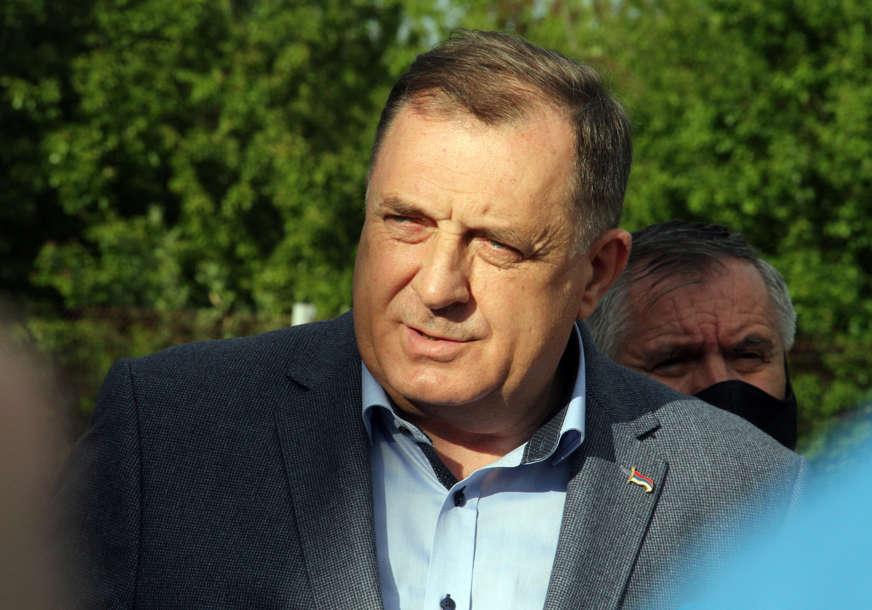 """""""Nametnuli su nam diktaturu"""" Dodik poručuje da Srpska ne vjeruje ni Zapadu, ni visokom predstavniku"""