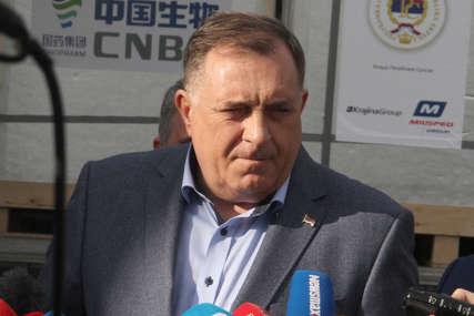 """""""INCKOVA OSTAVKA JE BLEF"""" Dodik poručio da u međunarodnom pravu ne postoji priča o zamjeniku visokog predstavnika"""