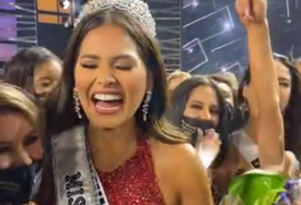 PO ZANIMANJE INŽENJERKA Meksikanka je nova Mis Universe svijeta (FOTO)
