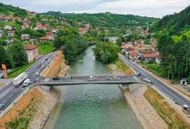 Most u Srpskim Toplicama još nije u funkciji: Prošao test opterećenja, čeka na upotrebnu dozvolu