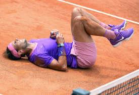 NADAL U FINALU Španac jubilarni nastup ukrasio pobjedom