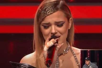 """Takmičarka """"Zvezda Granda"""" nije mogla da dođe sebi """"Doživjela sam lagani nervni slom zbog Saše Popovića"""""""