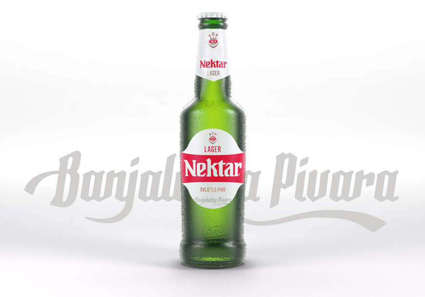 "Banjalučka pivara predstavila NOVI IZGLED ""Nektar"" piva (FOTO)"