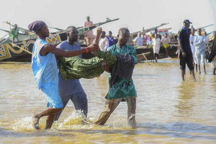 PRONAĐENO 60 TIJELA Potonuo čamac sa oko 160 ljudi, većina putnika bili žene i djeca