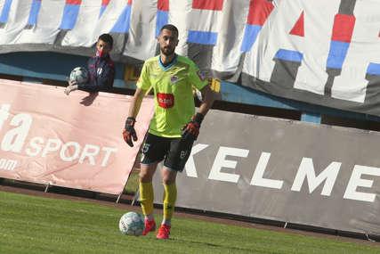 NOVI PROBLEM Lakić se povrijedio, Ćetković na golu protiv Kluža