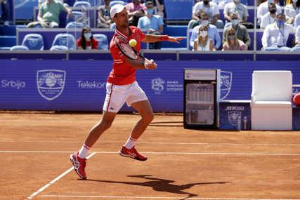UVERTIRA ZA GAROS Đoković osvojio turnir u Beogradu