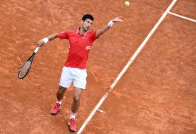 TENISKI EL KLASIKO Đoković zakazao finale sa Nadalom