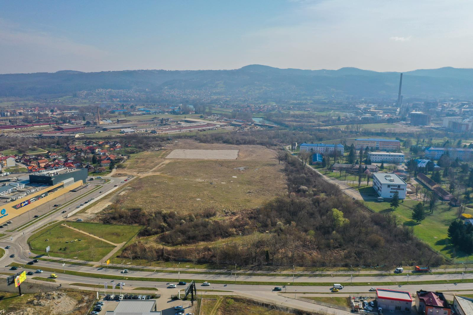 OBJAVLJENA ONLAJN ANKETA Gradska uprava Banjaluka pita građane koje sadržaje očekuju u novom parku