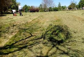 Pokosili travu, ali je nisu uklonili: Učesnike obilježavanja Dana pobjede u Prijedoru je dočekao ovakav prizor kod spomenika NOR