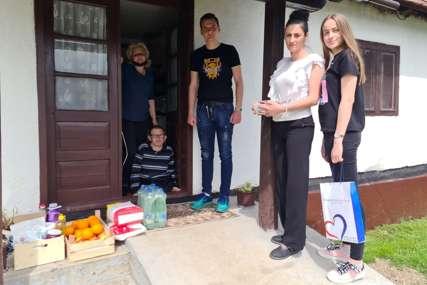TRADICIONALNA AKCIJA Paketi pomoći za porodice iz socijalnih kategorija