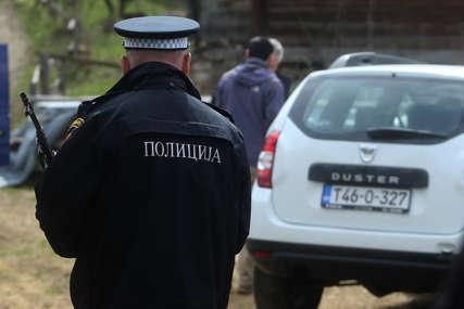 PRETRES U VUKOSAVLJU Policija pronašla i oduzela ručne bombe