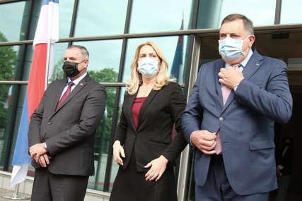 TIM ZA RAZGOVORE Cvijanovićeva nije sigurna da će Srpska imati sagovornike u Sarajevu