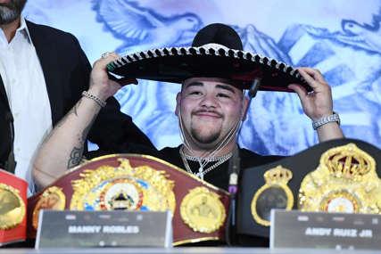 POVRATAK ŠAMPIONA Ruiz opet uspješan u ringu