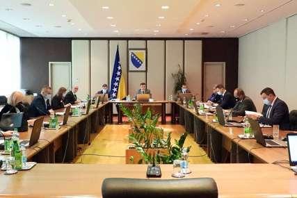 Usvojen izvještaj o izvršenju Budžeta institucija BiH u prvom kvartalu ove godine