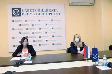 OBAVEZE PREMA RADNICIMA Cvijanović: Voditi računa o povećanju plata u privatnom sektoru
