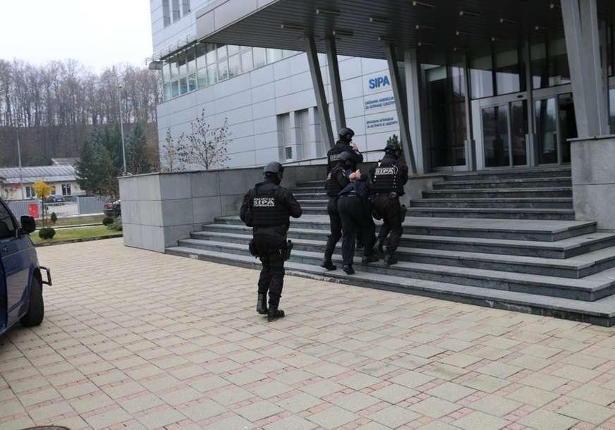 """Operativna akcija """"Kamen"""":  U Hrvatskoj kod državljanina BiH pronađeno kilogram heroina"""