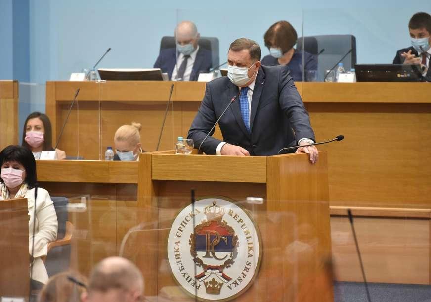 """""""Umoran sam od vas i vaših laži"""" Polemika Dodika i Stanića se nastavlja"""