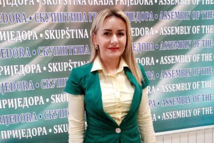 Prva koja će se kandidovati: Slađana Radaković ulazi u trku za gradonačelnika Prijedora