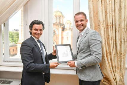 Stanivuković i Minasi održali  sastanak: Dogovoren nastavak saradnje  Banjaluke i Italije