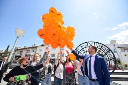 OBILJEŽEN NARANDŽASTI DAN Stanivuković: Nasilje nad ženama nije privatna stvar, ne zatvarajte oči (FOTO)