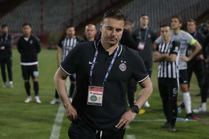 KRENUO I PARTIZAN Stanojević: Pokušaćemo da napadnemo titulu