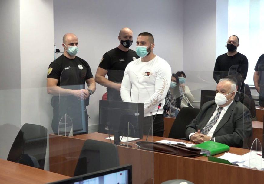 Bivši policajac bio osumnjičen za ubistvo Ćuluma: Vladimir Malić saslušan na suđenju Siniši Šakiću Kinezu