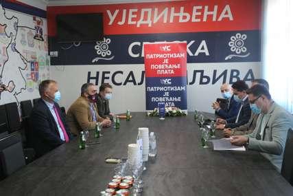 Sastanak predstavnika US, Unije udruženja poslodavaca Srpske i Sindikata uprave: Saglasni o povećanju neoporezivog dijela plate sa 500 na 1.000 KM