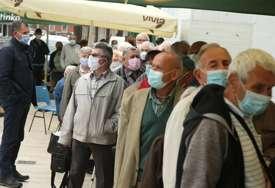 NA RASPOLAGANJU ASTRA ZENEKA Danas vakcinacija starijih od 65 godina, bez najave