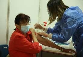 IMUNIZACIJA U SRPSKOJ Dvije doze primilo 25.000 građana, do sada potrošeno 90.000 vakcina protiv korone