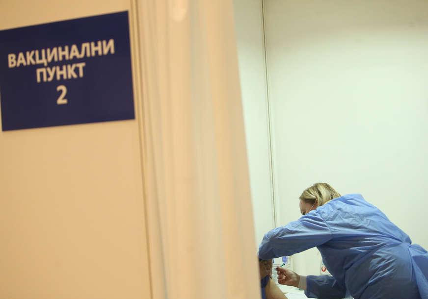 PROMJENA LOKACIJE Vakcinacija građana izmještena u zgradu Dejton