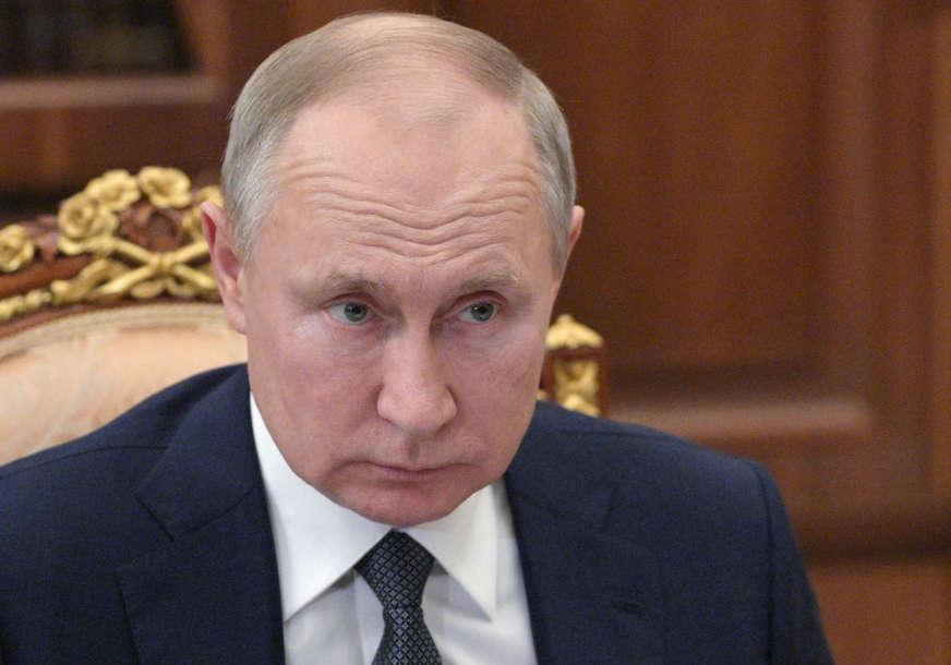"""""""Ja se ne zavaravam ničim"""" Putin poručio da su SAD umanjile negativnu retoriku pred samit u Ženevi"""
