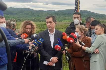 """Nelson o vojnoj vježbi na Manjači """"Dokaz posvećenosti SAD na održavanju mira u BiH"""""""