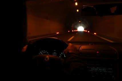 "TUNEL ""VRANDUK"" Normalizovan saobraćaj nakon nesreće"