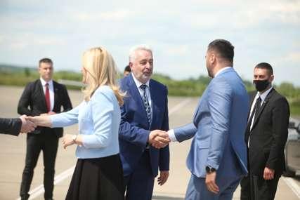 ZAVRŠENA POSJETA Krivokapić i delegacija Crne Gore napustili BiH