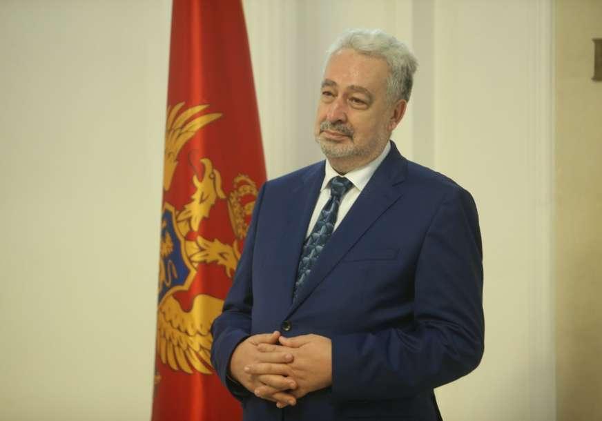 Drugi krug razgovora o krizi vlasti u Crnoj Gori: DF ostaje pri stavu da KRIVOKPIĆ TREBA DA ODE