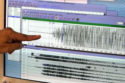 Još uvijek podrhtava zemljište: Novi zemljotres jačine 2,9 stepeni po Rihteru kod Šibenika