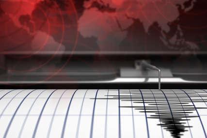 TLO SE NE SMIRUJE Zemljotres jačine 2,6 stepeni pogodio područje Šibenika