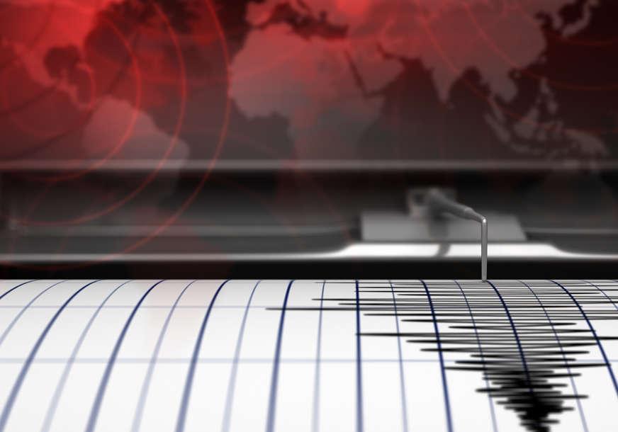 Treslo se tlo na zapadu Srbije: Zemljotres jačine 2,5 Rihtera zabilježen u Bajinoj Bašti