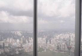 Restoran na 120. spratu: Otvoren hotel na najvećoj visini (VIDEO)