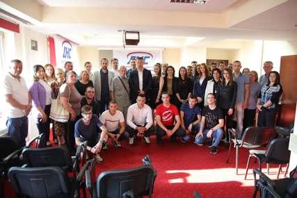 """""""DNS je politička snaga"""" Opštinski odbor ove partije u Brčkom od danas snažniji za 82 nova člana"""