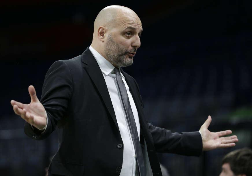 Osvojio titulu, odlazi iz kluba: Đorđević više nije trener Virtusa