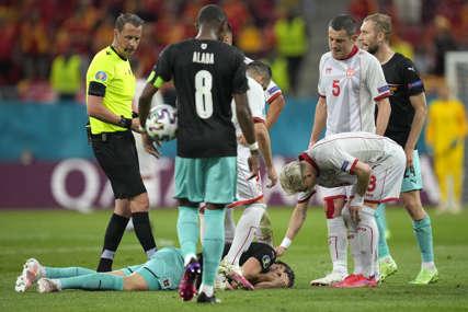 OLAKŠANJE ZA ZVEZDU Dragović nije teže povrijeđen, igraće protiv Holandije