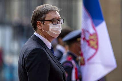 Vučić o dijalogu sa Prištinom u Briselu: Željeli su da nas natjeraju da napustimo razgovore