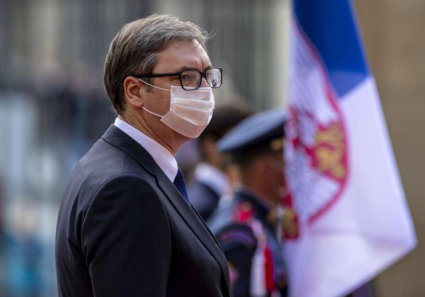 Vučić: Izetbegovićeve izjave pokazuju nedostatak ideje za budućnost