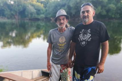 Našli ga na dnu rijeke: Heroji iz Prijedora ispričali detalje spasavanja maloljetnika