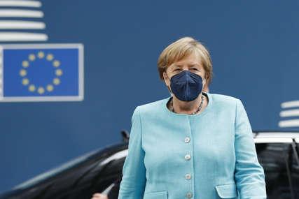 Merkelova nakon katastrofalnih poplava: Najveća ekonomija Evrope mora ubrzati borbu sa klimatskim promjenama